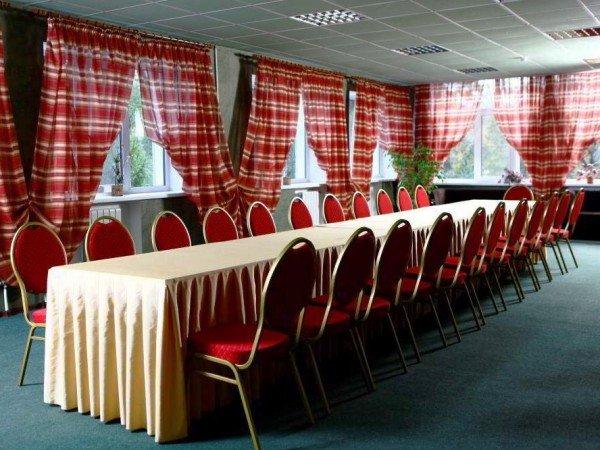 Организация мероприятий в отеле «Лаго-Наки»
