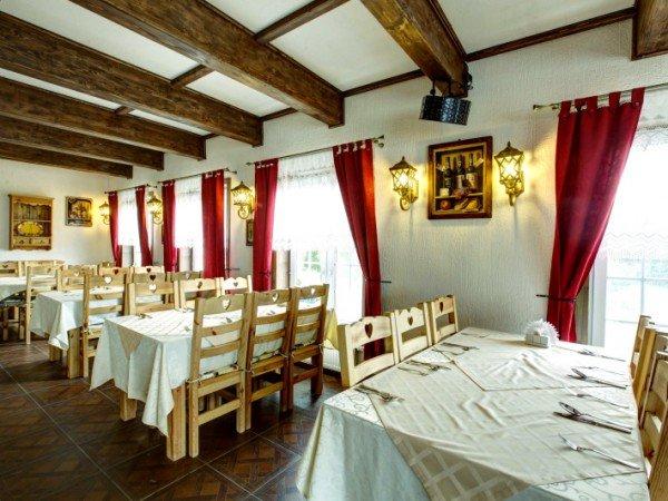 Ресторан «Город Мастеров»