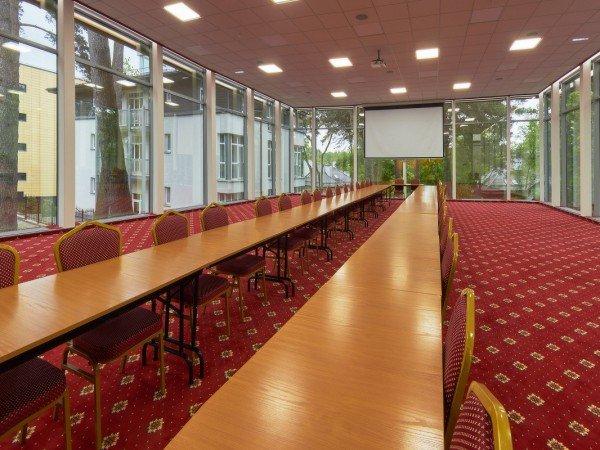 Организация мероприятий в отеле «Универсал»
