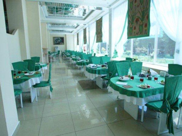 VIP-зал столовой