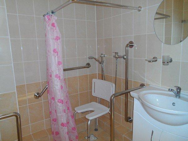 1-местный 1-комнатный для инвалидов