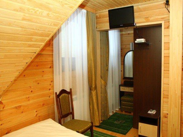 1-местный 1-комнатный в коттедже