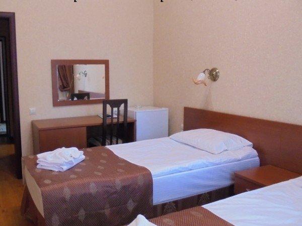 1-комнатные двухместные 1 кат.