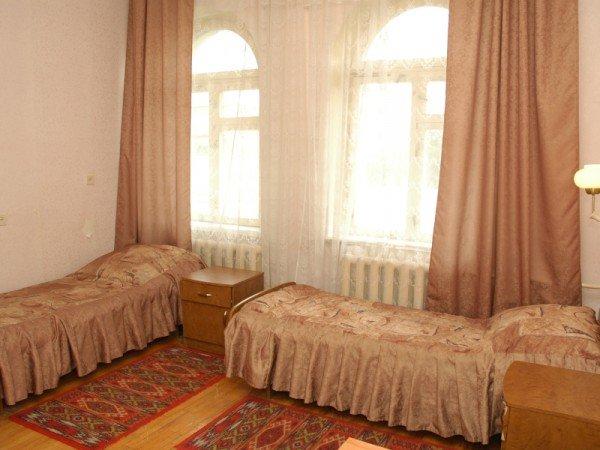 1-комнатные двухместные 3 кат. (с удобствами)