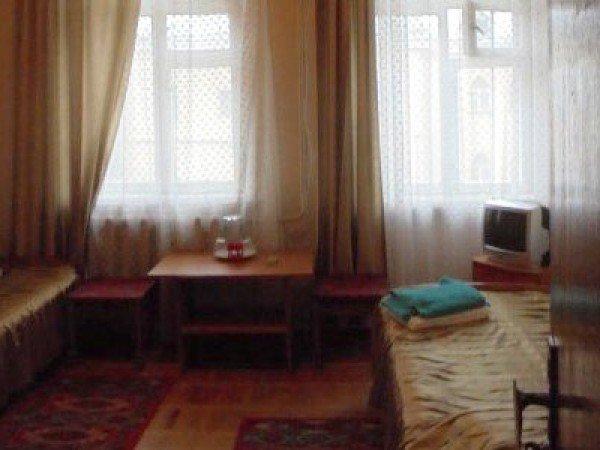 1-комнатные двухместные 2 кат.