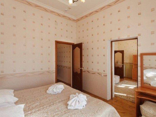 Люксы двухместные 2-комнатные