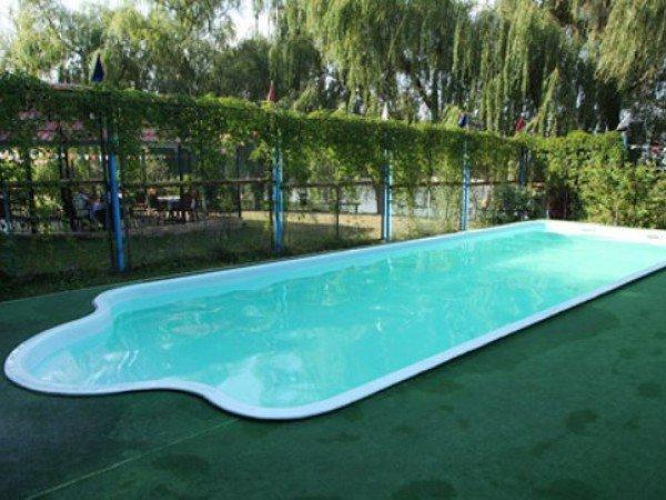 2 открытых бассейна