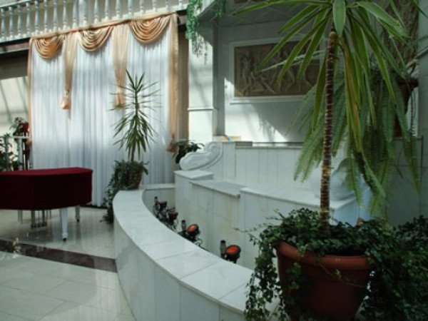 Организация мероприятий в отеле «Машук Аква-Терм»