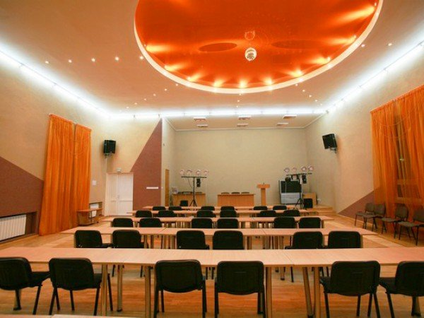 Организация мероприятий в отеле «Янтарь»