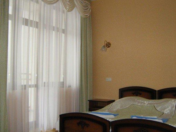 Люкс 3-комнатные 2-местные ( 5 корп.)