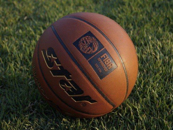Площадка для баскетбола и волейбола
