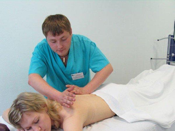Оздоровительные массажи