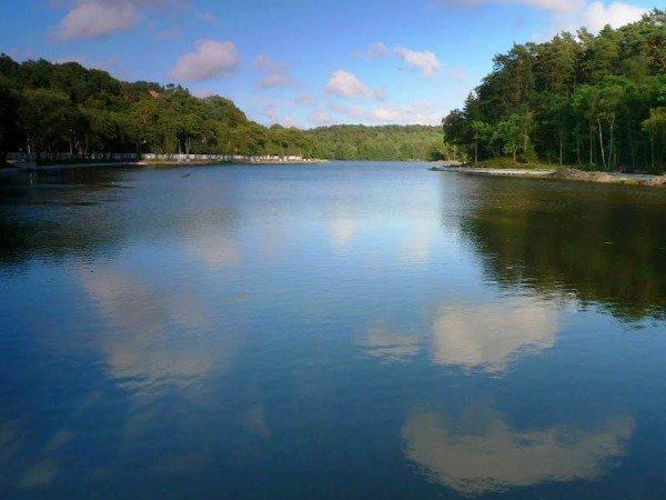 Парк с Озером
