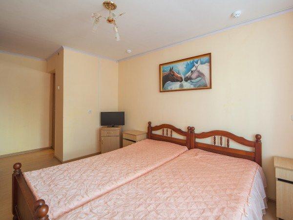 2 местный 2 комнатный номер повышенной комфортности (2 корпус)