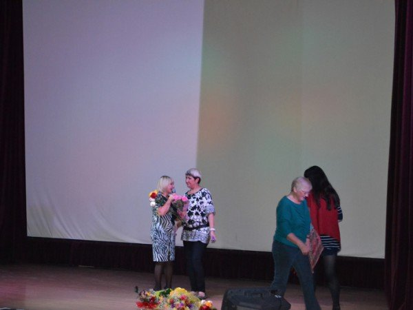 Киноконцертный зал санатория «Белокуриха»