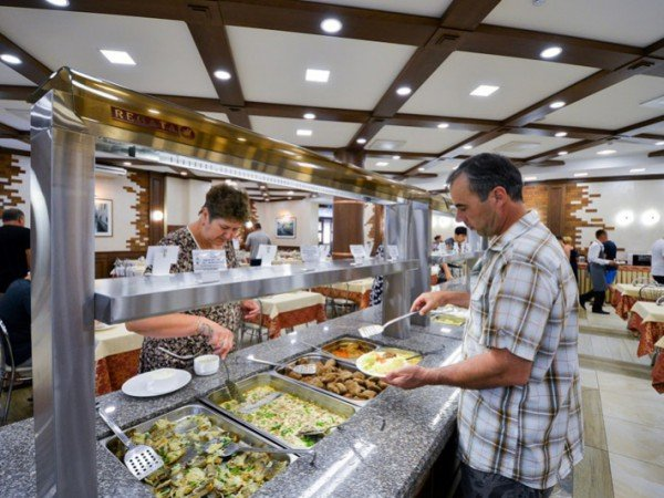 Ресторан «Белокуриха»