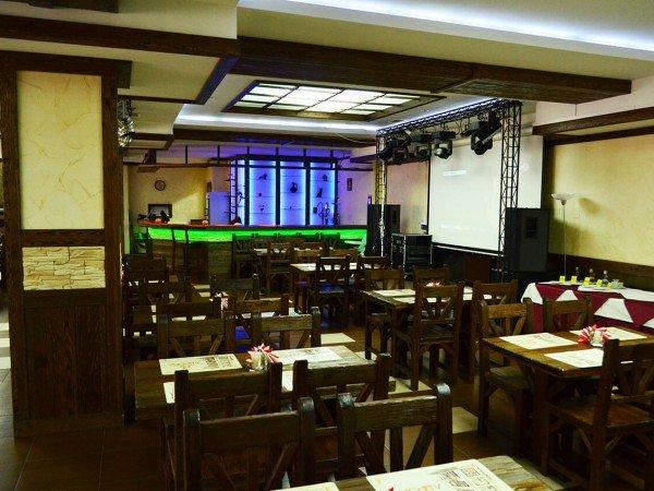 Ресторан «Аврора»