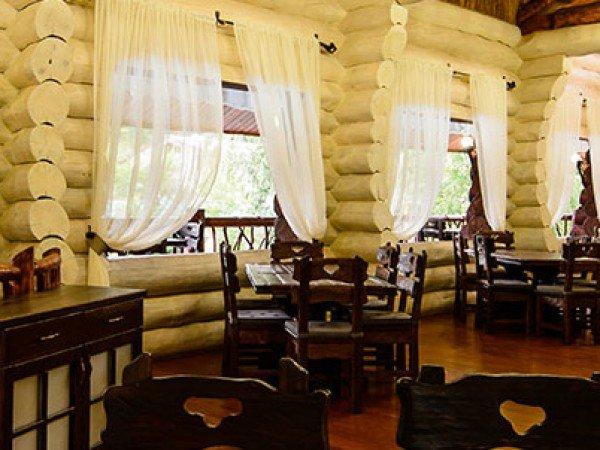 Летний ресторан «Эдельвейс»