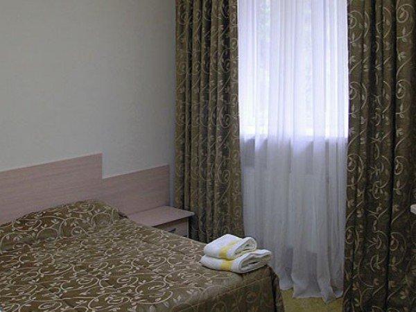3-х местный 1-комнатный стандарт (1 корпус)