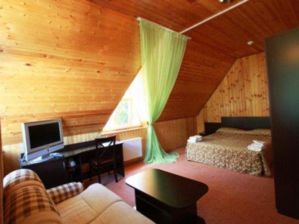 2-местный 1-комнатный люкс мансарда