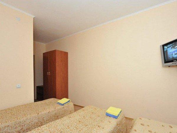 3-х местный 1-комнатный стандарт (2 корпус)