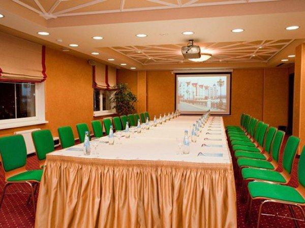 Организация мероприятий в отеле «Kaiserhof»