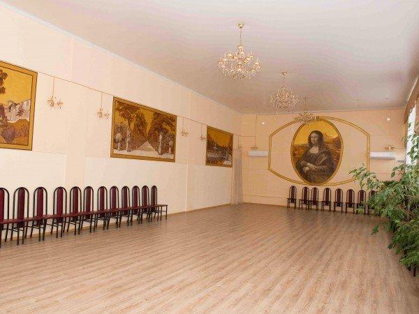Зал «Сад Да Винчи» 150м2