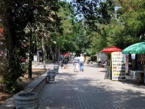 Центральный парк им. Фрунзе