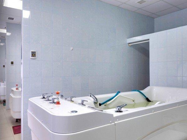 Гидромассаж и вихревые ванны