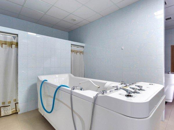 Ароматические и жемчужные ванны