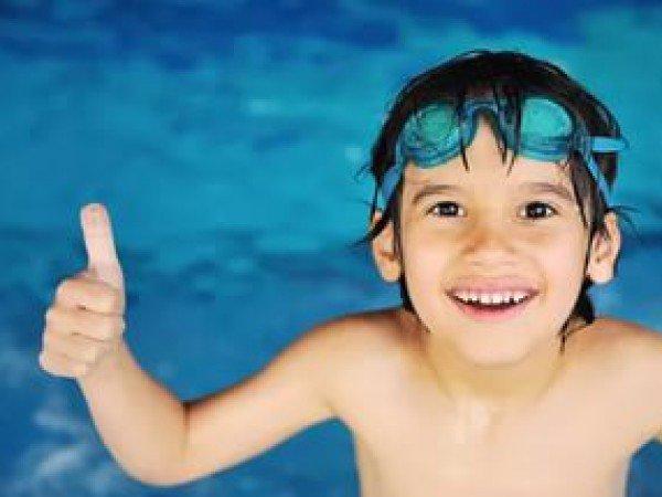 Процедуры и гимнастика в бассейне
