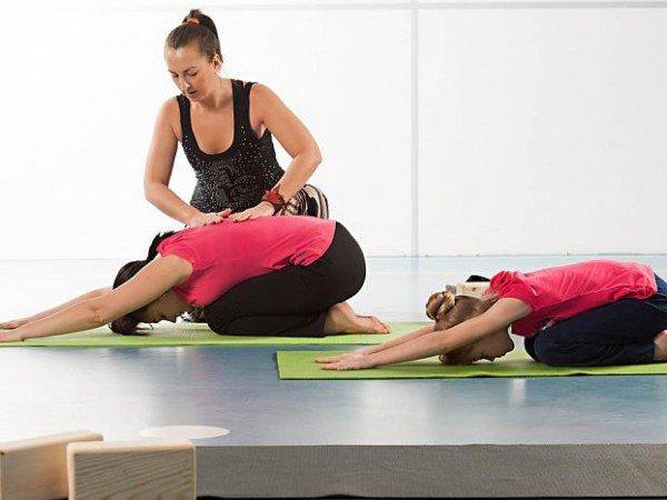 Йога, фитнес и пилатес