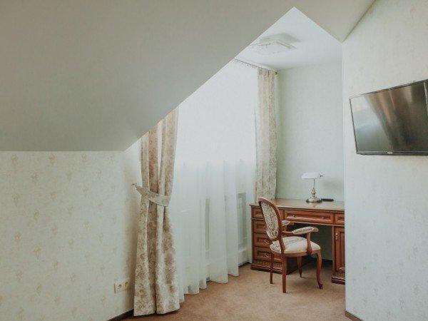 Апартамент четырехкомнатный двухуровневый