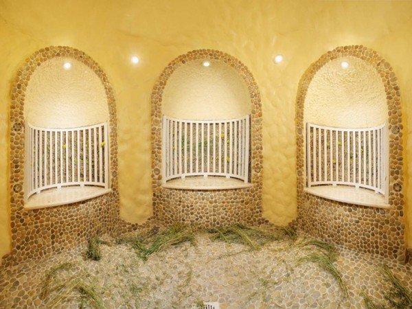 Сенная баня