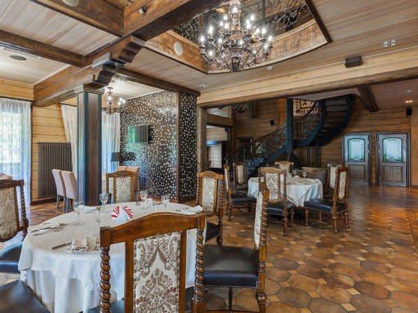 Ресторан «Адамант»