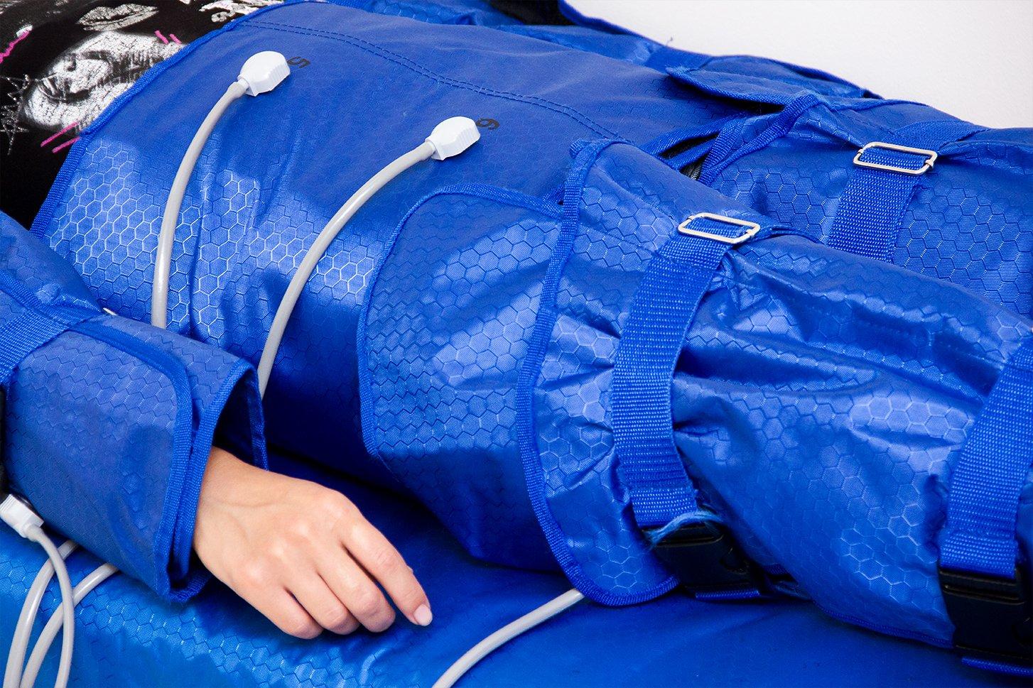 Прессотерапия для похудения фото