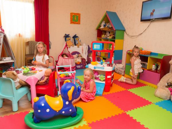 Детская комната «Кукарямба»