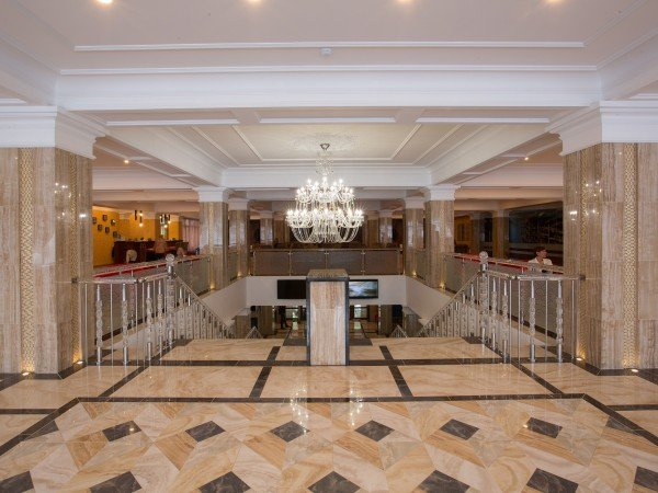 Организация мероприятий в отеле «Фрегат»