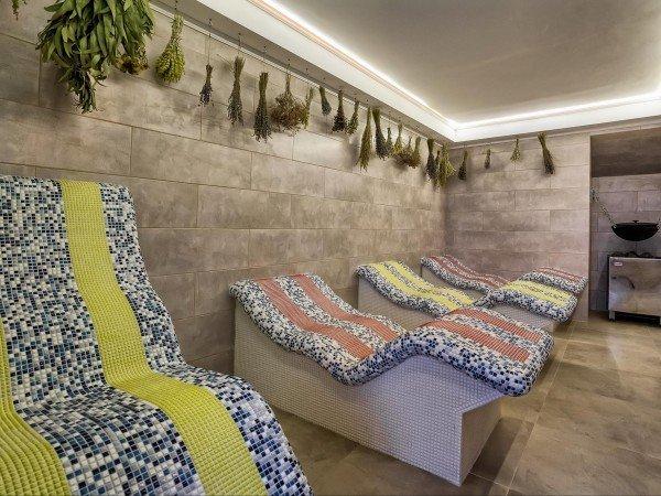 Травяная баня