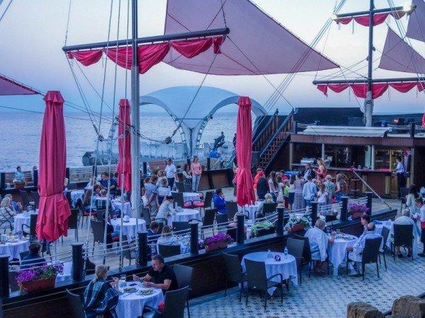 Ресторан «Алые паруса»