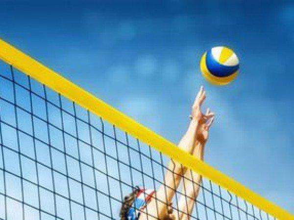 Волейбол и бадминтон