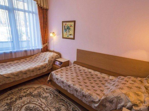 Двухместный 1-комнатный 1 Кат.