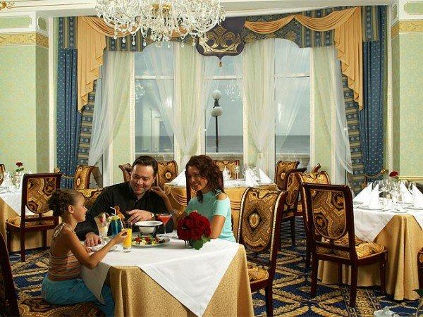 Ресторан «Grand Palace»
