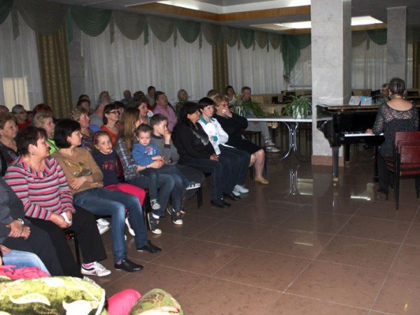 Организация мероприятий в отеле «им. Димитрова»