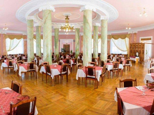 Столовая – большой зал