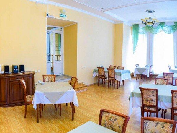Столовая – малый зал