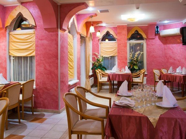 «Красный Зал» ресторана