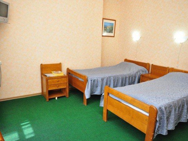2-местный 1-комнатный 1 кат. (5 корпус)