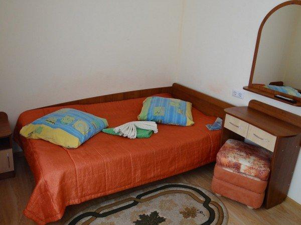 1-комнатный с 2-спальной кроватью 1 корпус