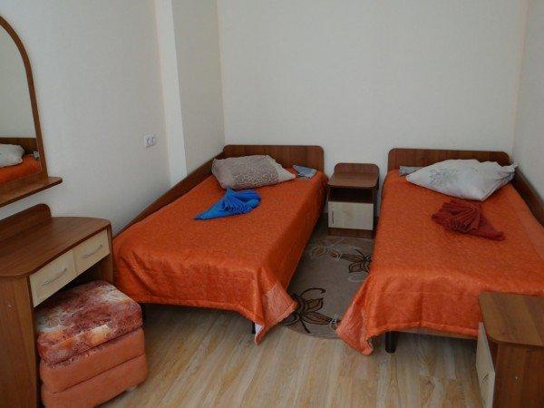 2-местный 2-комнатный 1 корпус